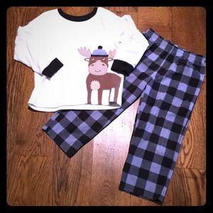 Cozy Moose Pajamas